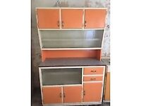 Fantastic Large Size Retro 50s/60s Kithchen larder unit, Great Original Condition.