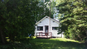 Main unit of a house for rent October 1st steps from balsam lake