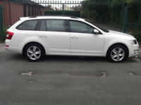 Skoda Octavia 1.6TDI CR ( 105ps ) 2013.5MY SE