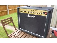 Marshall JCM2000 DSL201 - Guitar Amp with speaker upgrade: Celestion G12H30 (£100 on its own)
