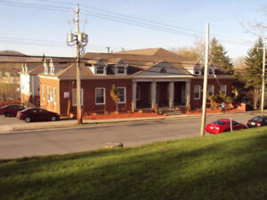 3 BDM available Antigonish, across from St. FX! H&HW included!