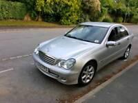 2005 Mercedes-benz C Class 180K Classic Se, 1796CC Petrol, 4DR, Auto
