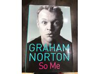 Graham Norton So Me - hardback - New