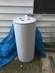 Used Hot water tank