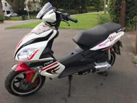 Pulse Force 2T 49cc scooter