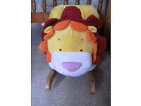 Child's Lion Rocker.