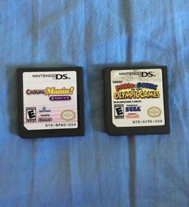 Nintendo DS Games + Styluses