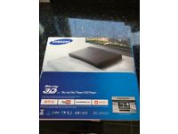 Samsung 3D Blue Ray DVD Player
