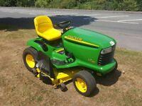 Used John Deere Lawn Tractor