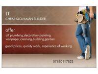 cheap builder