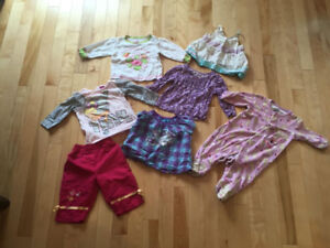Lot Of 12m Clothes