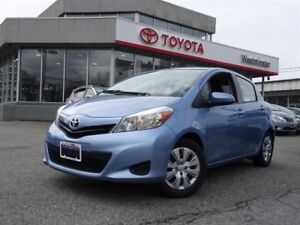 Toyota Yaris Convenience Package 2014