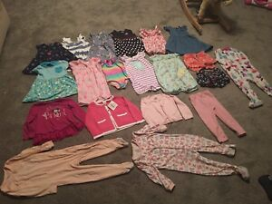 Lot of baby girl clothes, 18-24 months