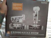 X-55 rhino H.O.T.A.S system.