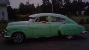 1950 Fleetline Deluxe