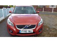 Volvo C30 SE D Drive 1.6 109BHP Road Tax £0