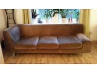 Habita brown sofa