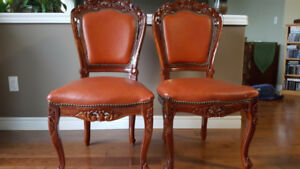 Antique 2chairs for Sale