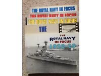 Books on Royal Navy