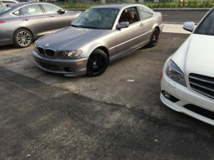 2004 BMW 3-Series Sport M Package Only 173 km !!!