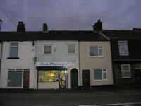 Flat Above 30 High Street, Chesterfield, S41
