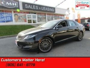 2013 Lincoln MKZ   ADAPTIVE CRUISE, LANE DEPARTURE, SELF PARKING