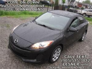 2013 MAZDA3 FACTORY WARRANTY till April 2018! -NO ACCIDENTS! -