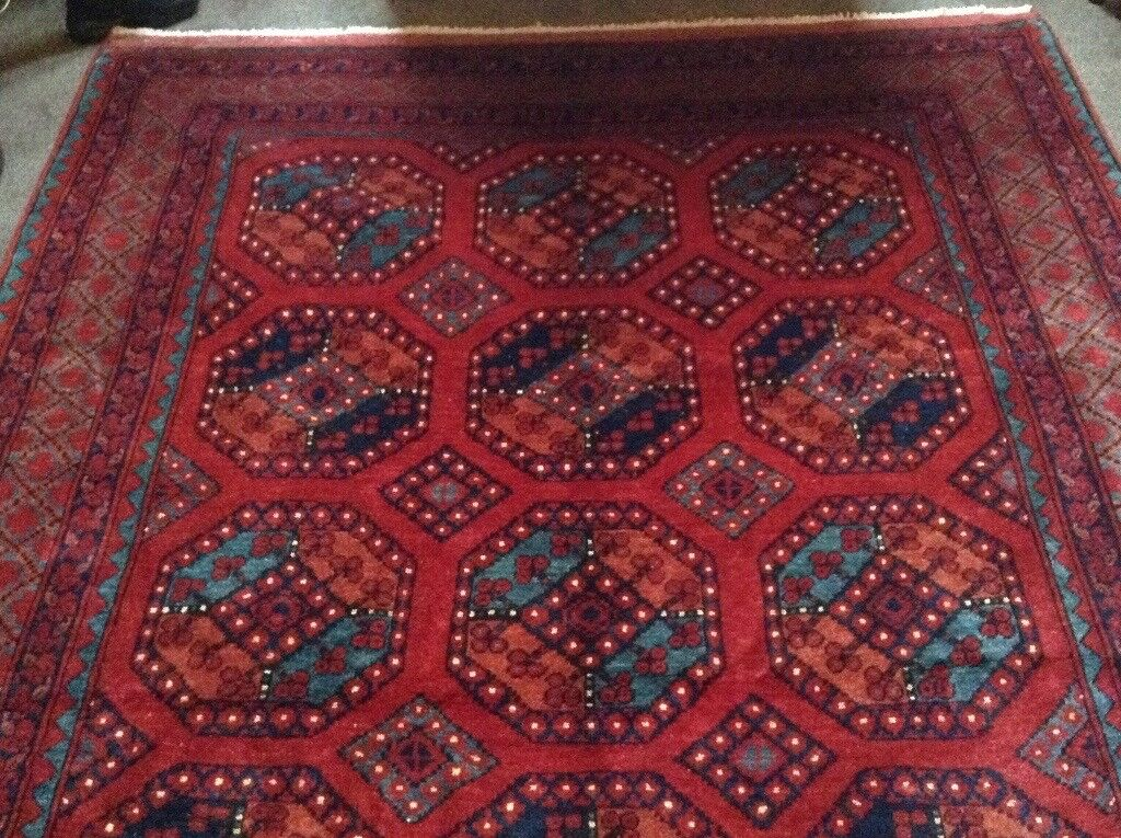 Genuine Persian Rug Brand New One Off See Pics With Tags Half Price Can