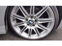 1 x BMW M-Sport MV4 Alloy 19 inch