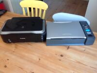 Cannon Printer and opticbook scanner