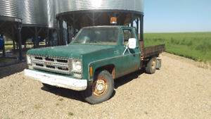 1975 GMC C/K 2500 Farm Truck - $1600.00 O.B.O.