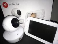 Motorola MBP50 Video Baby Monitor