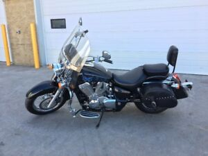 2005 Honda Shadow 750 with all the extras