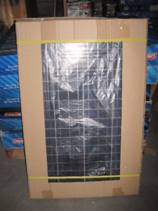 Coleman100 Watt Solar Panel with 30 Amp Charge Control