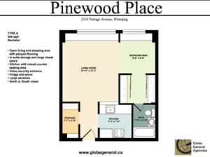 MUST SEE! ALL UTILITIES INCLUDED INDOOR PARKING AVAILABLE
