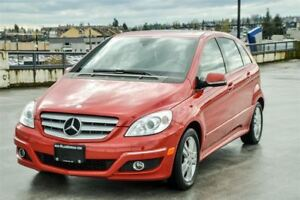 2009 Mercedes-Benz B-Class Only 68000km Langley Location