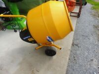 BELLE MINI MIXER 130 MODEL WITH STAND