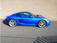 Porsche Cayman 718 2.0 ( 300bhp ) PDK