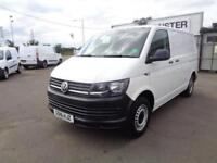 Volkswagen Transporter 2.0 Tdi Bmt 84PS Startline Van SWB DIESEL MANUAL (2016)