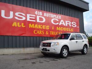 2011 Ford Escape XLT AWD V6