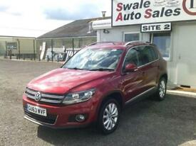 2013 VW TIGUAN MATCH TDI BLUEMOTION TECHNOLOGY 4MOTION - 1 OWNER -FULL HISTORY