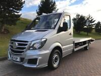 MERCEDES SPRINTER 311CDI LWB RECOVERY TRUCK not Ford transit
