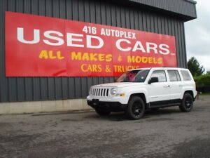 2011 Jeep Patriot North Edition, Power Group