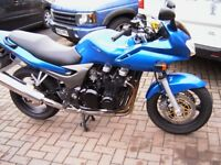 KAWASAKI ZR750S 2004 MOT CURRENTLY SORNED LOW MILES EXCELLENT CONDITION
