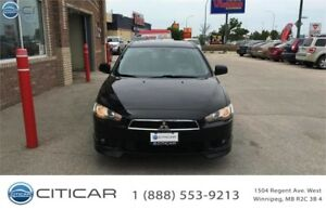 2008 Mitsubishi Lancer GTS. KEYLESS! SUNROOF! SPORTS PADDLE SHI!