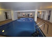 SUPER LUXURY APARTMENT IN CANARY WHARF!! POOL AND GYM