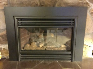New Price! Valor Gas Fireplace.  Model #739ILP/IRP - Must go!