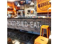 Fast Growing Pizza franchise & a3 restaurant takeaway shop investment