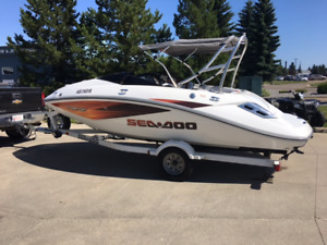 Seadoo Challenger 1800 jet boat for only $109 bi-weekly!!REDUCED