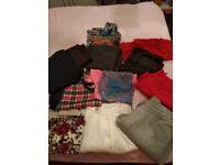 Job lot of clothes size 10